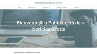 publicar notas de prensa gratis en publicación noticias gratis